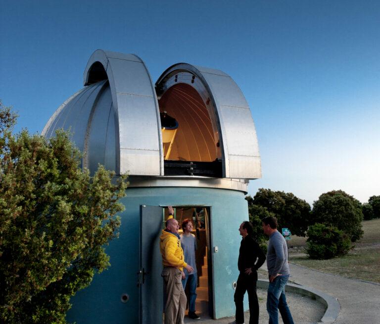 Public télescope