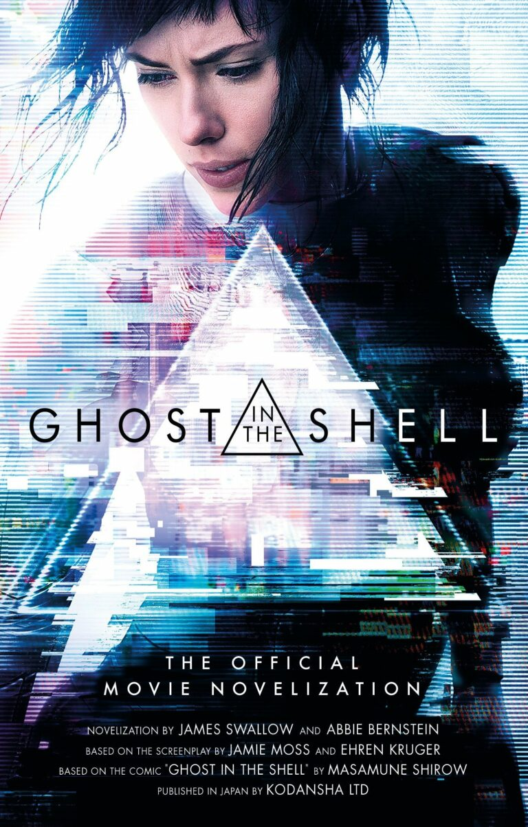 affiche film ghost in the shell