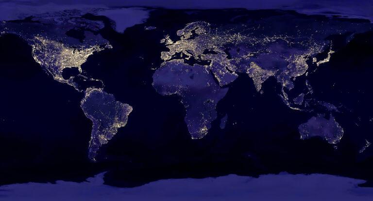 pollution lumineuse