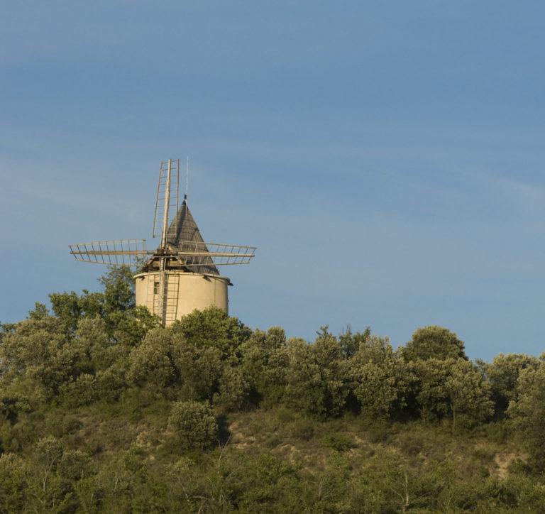 plateau du moulin à vent