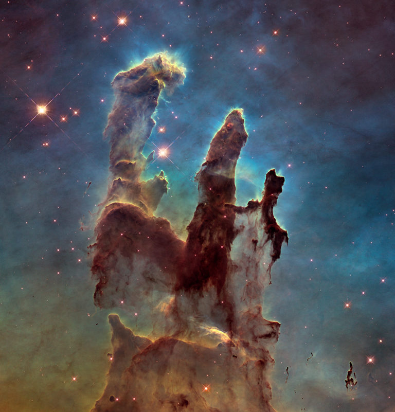 piliers de la création