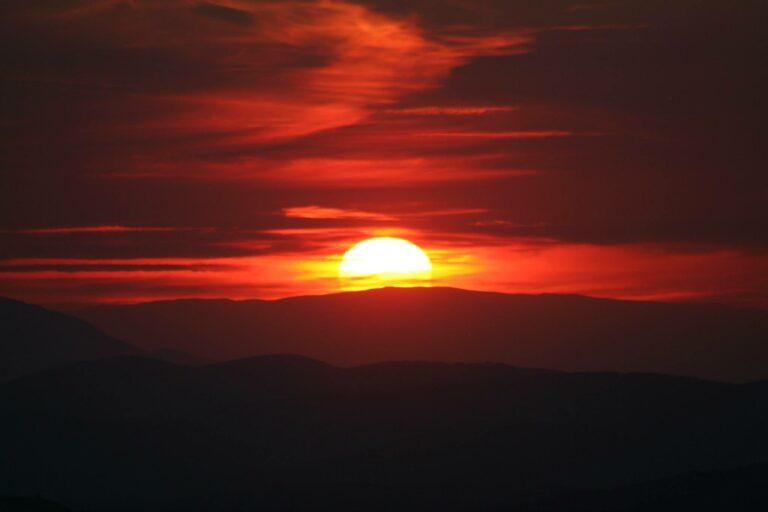lever de soleil Lure