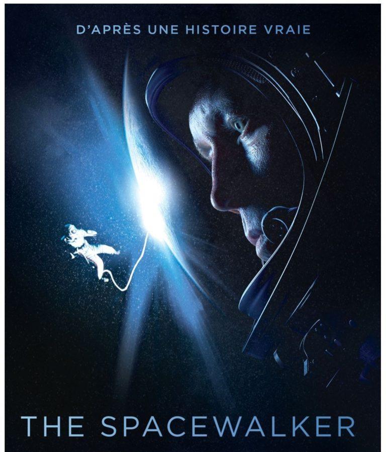affiche film Spacewalker